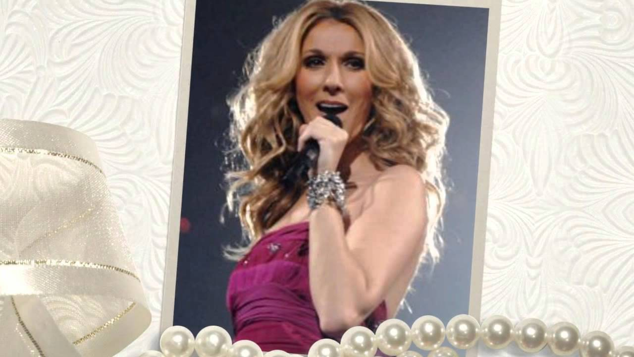 Celine Dion The magic of christmas day instrumental cover version - YouTube