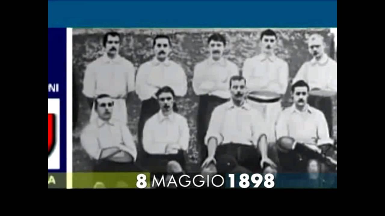 Primo Campionato Di Serie A Della Storia Youtube