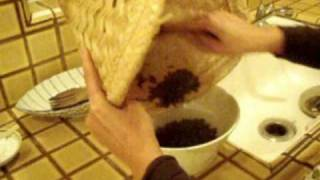 How to cook Black Rice  in Thai Rice Steamer. Black Rice Salad