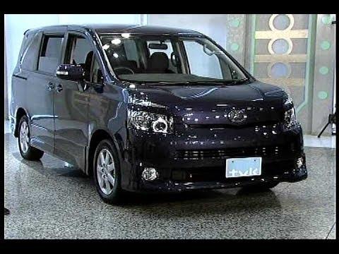 新車ファイル クルマのツボ #121 TOYOTA VOXY / NOAH(R70G/W型)