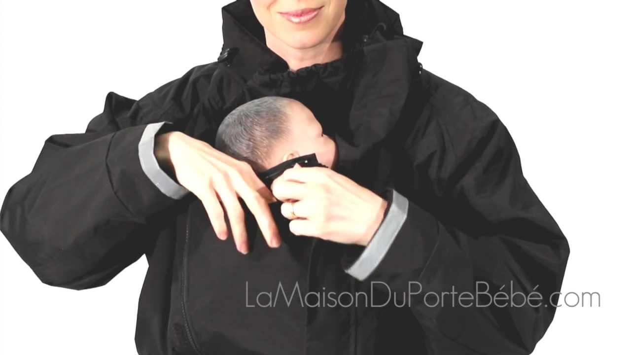 Et Manteau Kinder Portage De Avec Grossesse Outdoor Coat Suse pq7XwExRw