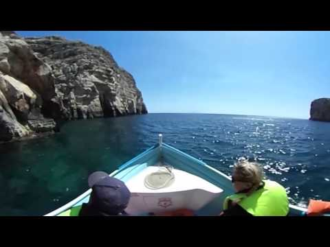The Blue Grotto caves, Malta (360 SurroundVision)