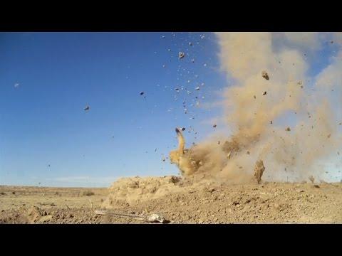 Prairie Dogs Go Boom!
