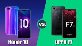 SpeedTest Helio P60 vs Kirin 970: Honor 10 đối đầu Oppo F7