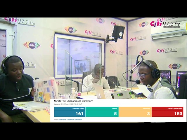 Newspaper Review on the Citi Breakfast Show - April 1, 2020 | Citi Newsroom