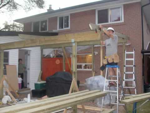 Diy Suntuf Patio Cover Youtube