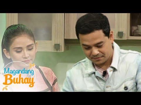 Magandang Buhay: John Lloyd cooks Ginisang Gulay with Sotanghon