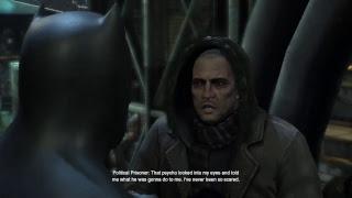 Batman arkham city Mr Zsasz Side Mission part 3 Ending