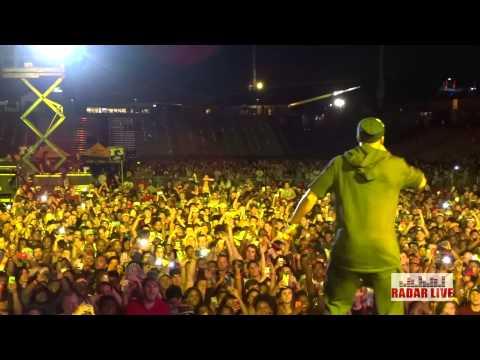 Radar Live Presents Wiz Khalifa , lil Bibby , & TY Dolla $ign and B.o.B.