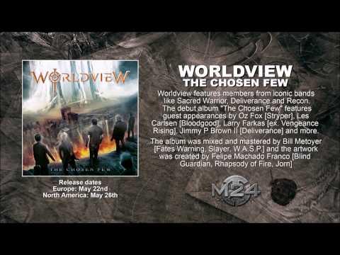 Worldview - The Chosen Few [OFFICIAL ALBUM TEASER]