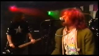 Nirvana - Territorial Pissings - MTV Studios, NY 01/10/92
