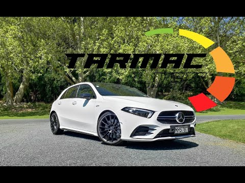 Mercedes-AMG A35 Hatch review