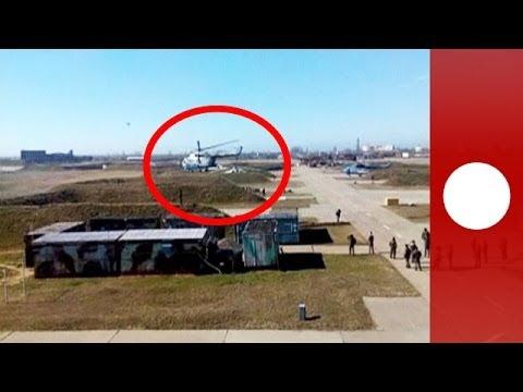 Video: Ukrainian pilots