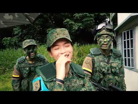 When Duty Calls 《卫国先锋》 – How well did Felicia Chin sing the army song?
