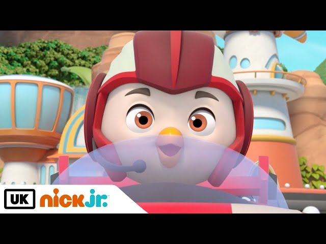 Top Wing | A Little Off-Track | Nick Jr. UK
