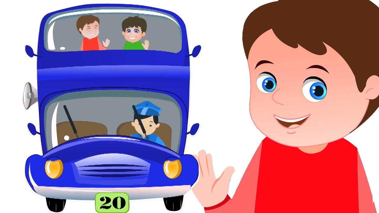 roues sur le bus rime enfant chansons de b b. Black Bedroom Furniture Sets. Home Design Ideas