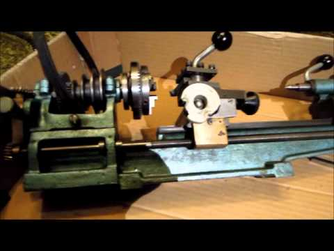 Cowells 90me Lathe And Cowells Vertical Milling Machine