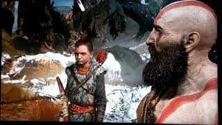 Let's play God of War (PS4, 2018)