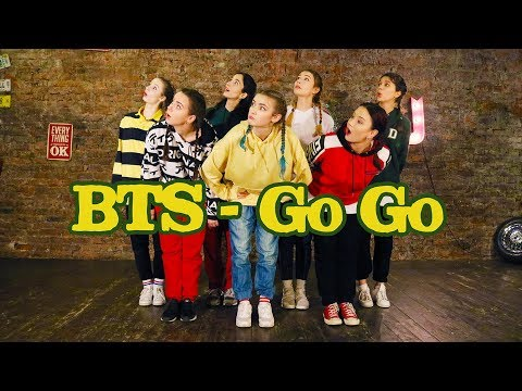 [BOOMBERRY] BTS(방탄소년단) - Go Go dance cover