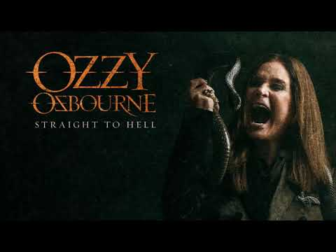"Ozzy Osbourne - New Song ""Straight To Hell"""
