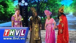 THVL | Danh hài đất Việt - Tập 4: Sơn Tinh Thủy Tinh thời hiện đại - Phi Phụng, Tiến Luật