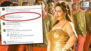 Shilpa shinde body shamed for her new item song