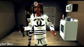 Soulja Boy & Migos - Gas In My Tank (IMVU)