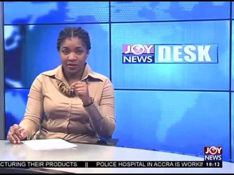 School of Mapping Closure - News Desk on Joy News (10-5-17)