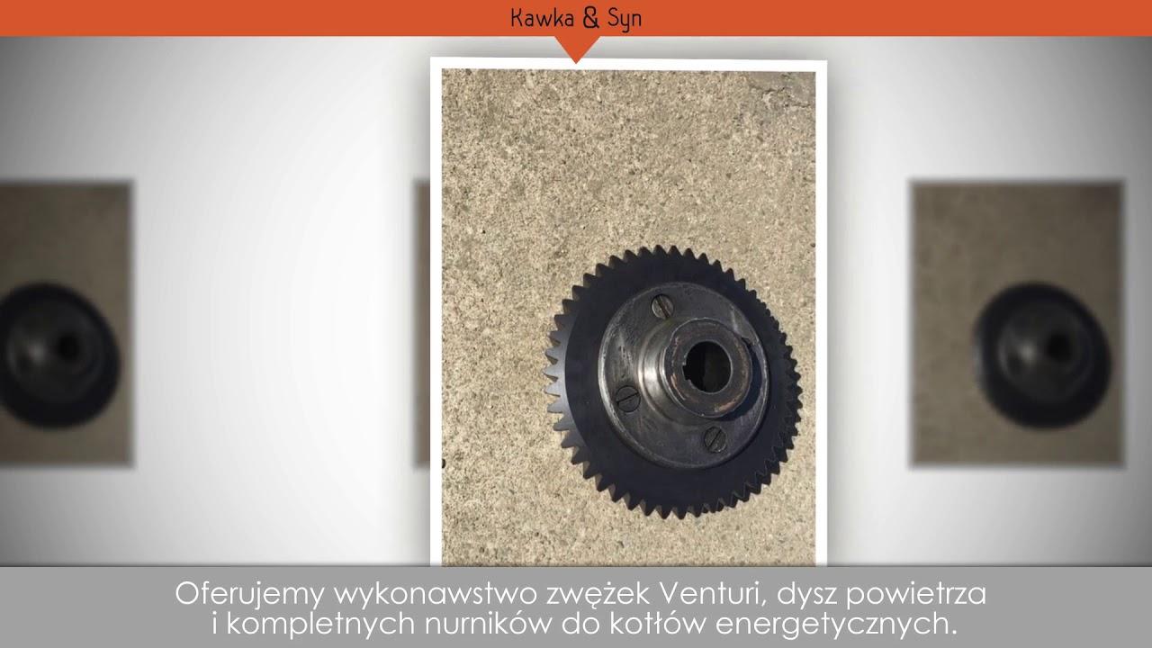 Młodzieńczy Konstrukcje stalowe kratownice dysze powietrza Kawka& Syn. Zakład AK26