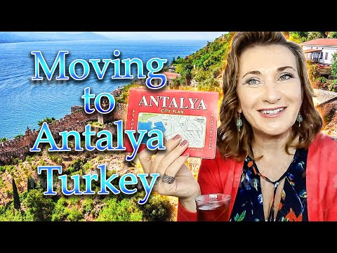Moving to Antalya Turkey