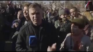 Смотреть видео Когда забыл, что не в Москве онлайн