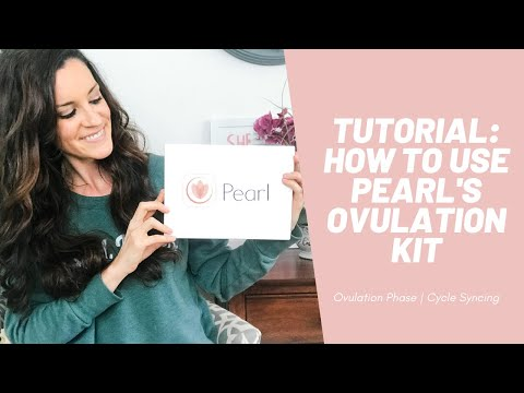 Tutorial: How to Use Pearl's Ovulation Kit | Cycle Syncing | Ovulation Phase