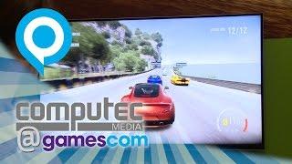 Forza Horizon 2 Gameplay | Gamescom 2014