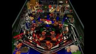 Worms Pinball (PC) - Gameplay
