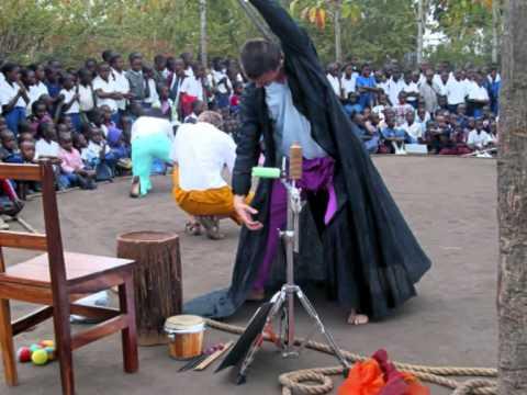My Workd My Story Tanzania 2009.