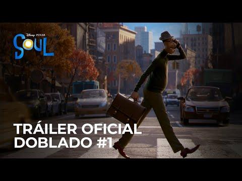 SOUL, de Disney y Pixar - Tráiler oficial #1 (doblado)