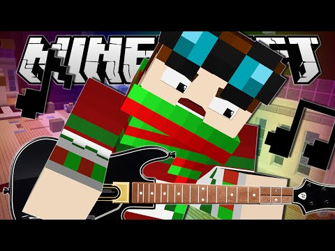Guitar hero custom megalovania metal cover by richaad - Diamond minecart theme song ...