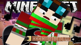 Minecraft | GUITAR HERO IN MINECRAFT!! | Music Masters Minigame