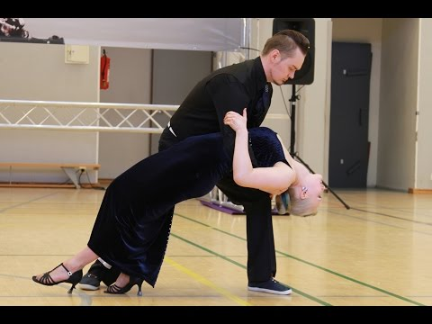 Rock & Swing GP Competitions 8.4.2017 - Boogie Woogie C class finals slow round