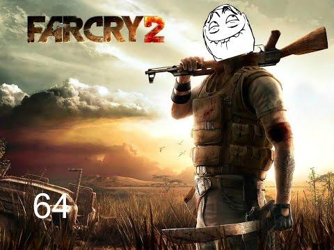 Прохождение игры FarCry 2 - Выбраться из тюрьмы  №64