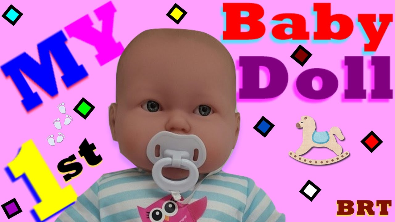 my sweet baby doll cutest baby ever cuddly baby unboxing review