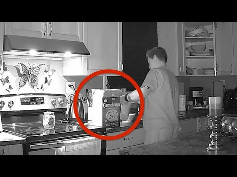 Top 5 Videos De FANTASMAS Que Te Impedirán Ir A La Cocina