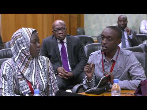 Young African Innovators Meet, Share Experiences at WIPO Conference
