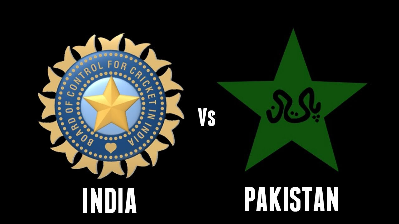 Image result for india pakistan cricket logo