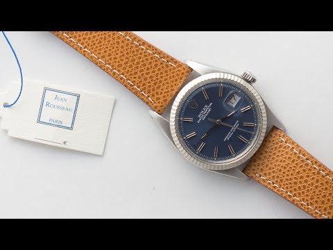 The Watch Strap You Deserve :: Shop T&H