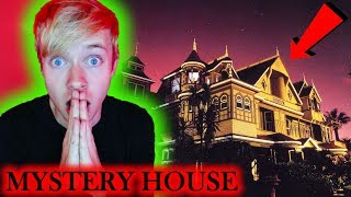 DEBUNKING World's LARGEST Haunted Mansion (Winchester Mystery House)