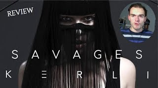 Kerli - Savages (Track Review)