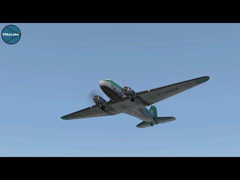 VSKYLABS Douglas DC-3/C-47 - The X-Plane General Discussions Forum