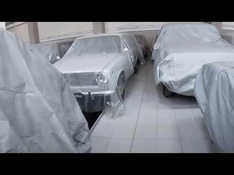 ШОК! НОВЫЕ ВАЗы, ВОЛГИ, УАЗы выставили на продажу в автосалоне советских автомобилей в 2020 году