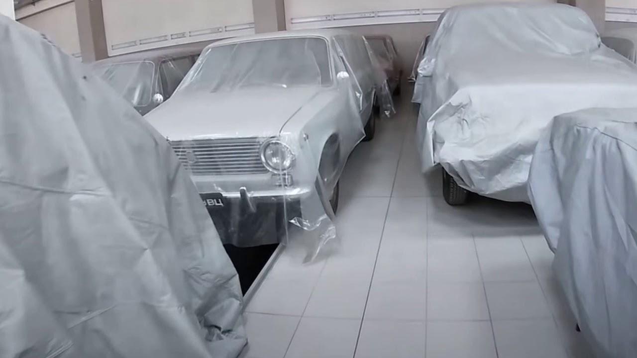 Автосалон за съветски автомобили през 2020 година! Ето какво има в него!